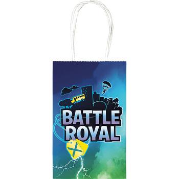 Bolsas de Papel Kraft Battle Royal, 8 piezas