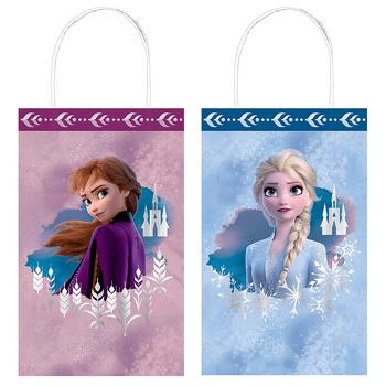 Bolsas de Papel Kraft Frozen 2, 8 piezas