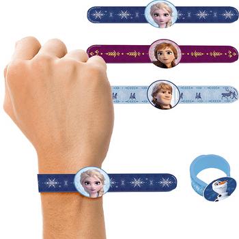 Brazaletes Flexibles Frozen 2, 4 piezas