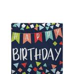Servilletas-para-Bebidas-Happy-Birthday-Azul-16-piezas