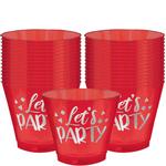 Vasos-de-Plastico-Let-s-Party-Rojo-9-oz-30-piezas