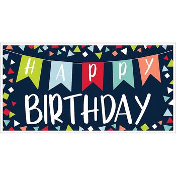 Banner Happy Birthday