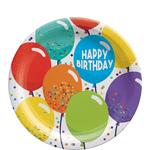 Platos-Redondos-de-Papel-Globos-Happy-Birthday-60-piezas