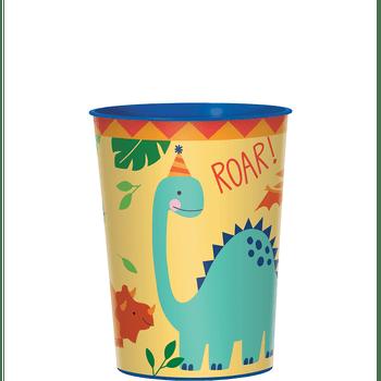 Vaso de Recuerdo Fiesta Dinosaurios