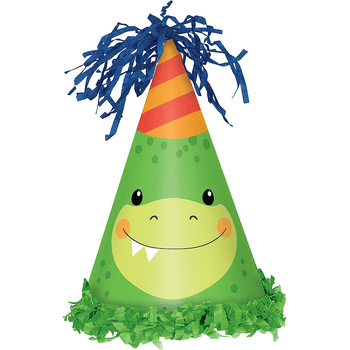 Gorrito de Fiesta Dinosaurios