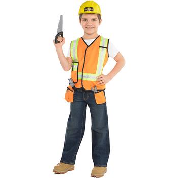 Disfraz de Constructor para Niños