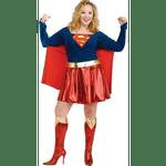 Disfraz-Supergirl