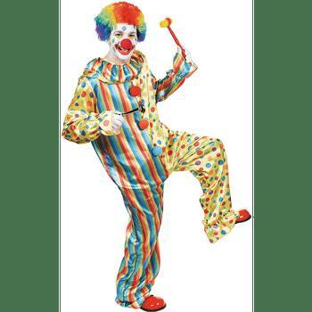 Disfraz de Payaso para Hombre
