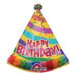 Globo-Metalico-Multicolor-en-forma-de-Gorrito-de-Fiesta-Happy-Birthday-29-Pulgadas