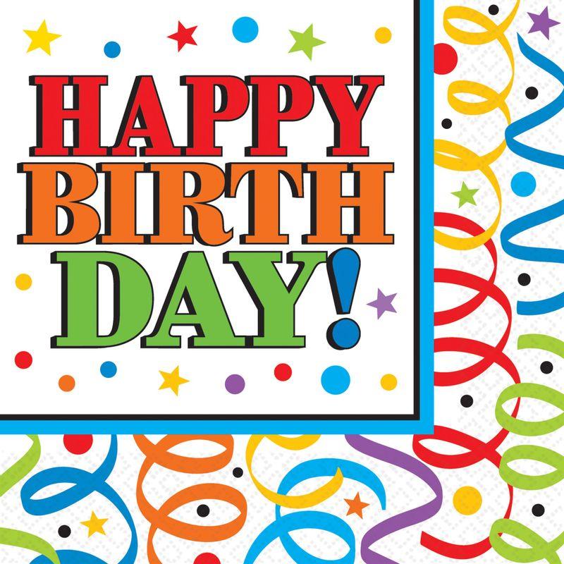 Servilletas-para-Lunch-Happy-Birthday-Colores-16-piezas