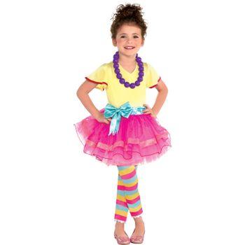 Disfraz de Fancy Nancy para Niña
