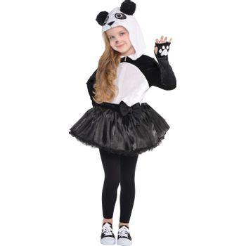 Disfraz de Panda para Niña