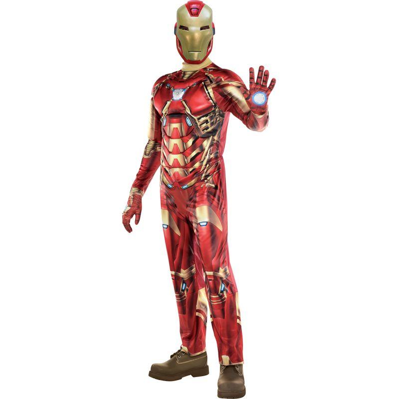 Disfraz-Iron-Man
