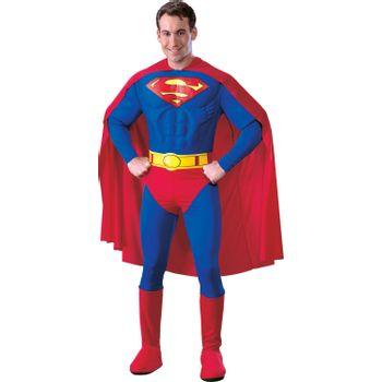 Disfraz de Superman Deluxe para Hombre