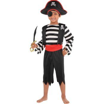 Disfraz de Pirata Bribón para Niño