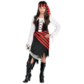 Dizfraz Bella Pirata para Niña