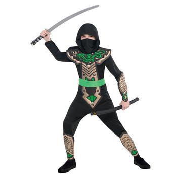 Disfraz de Ninja Cazador de Dragones para Niño