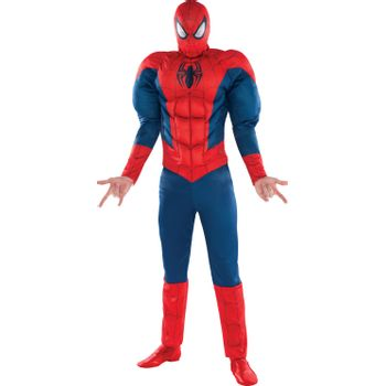 Disfraz de Spiderman Musculoso para Hombre