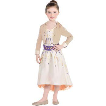 Disfraz de Anna Beige para Niña - Frozen 2