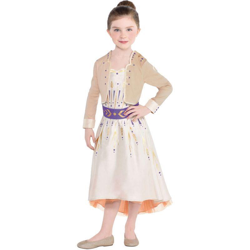 Disfraz-Anna-Vestido-Beige---Frozen-2