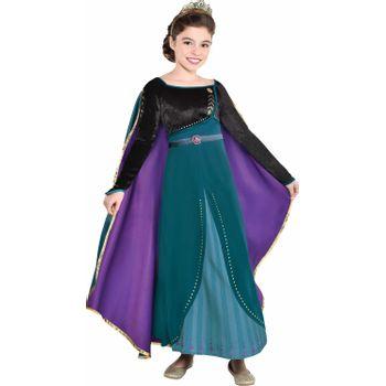 Disfraz de Anna Epílogo para Niña - Frozen 2