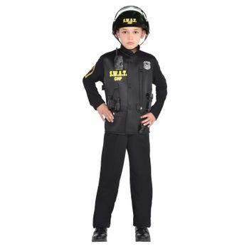 Disfraz de Oficial SWAT para Niño