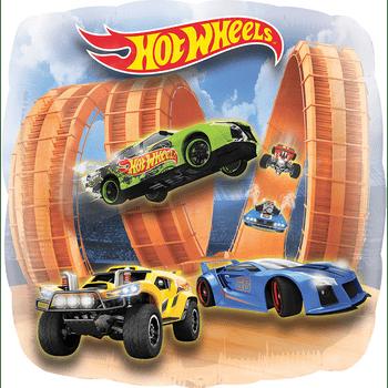 386 Globo Hot Wheels