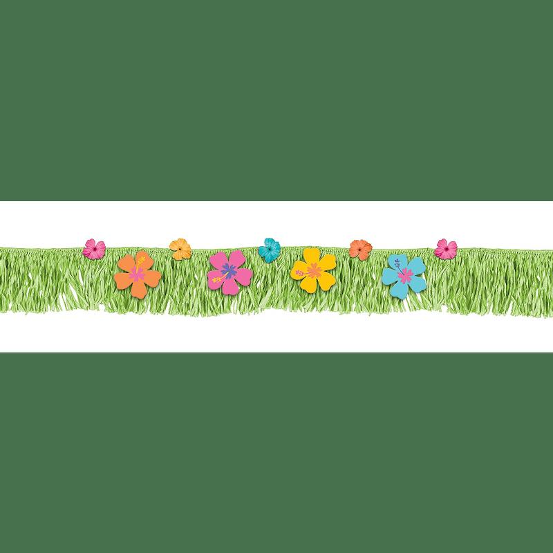 Banner-Franja-Decorativa-Flores-Hibisco