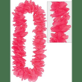 Collar Hawaiano de Flores