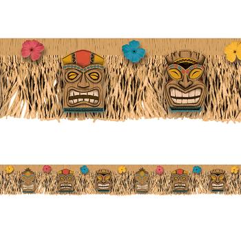 Banner Vintage Tiki