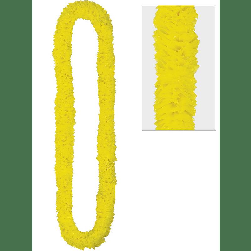 Guirnalda-Hawaiana-Amarilla