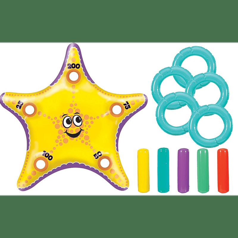 Juego-Inflable-Estrella-De-Mar-Aros