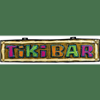 Letrero Tiki Bar