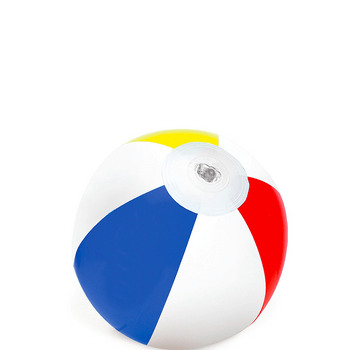 Mini Pelota Inflable de Playa Multicolor