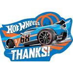 Notas-De-Agradecimiento-Hot-Wheels-8-Unidades