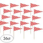 Paquete-De-Palillos-6.3Cm-Con-Banderines-Picnic-Diseño-Veran