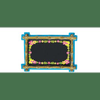 Letrero Pizarrón Tiki