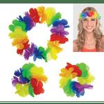 Set-De-Accesorios-Flores-Hawaiianas-Arcoiris-3-Unidades