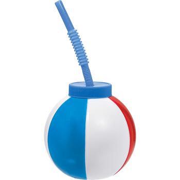Vaso Plástico 22Oz Pelota De Playa