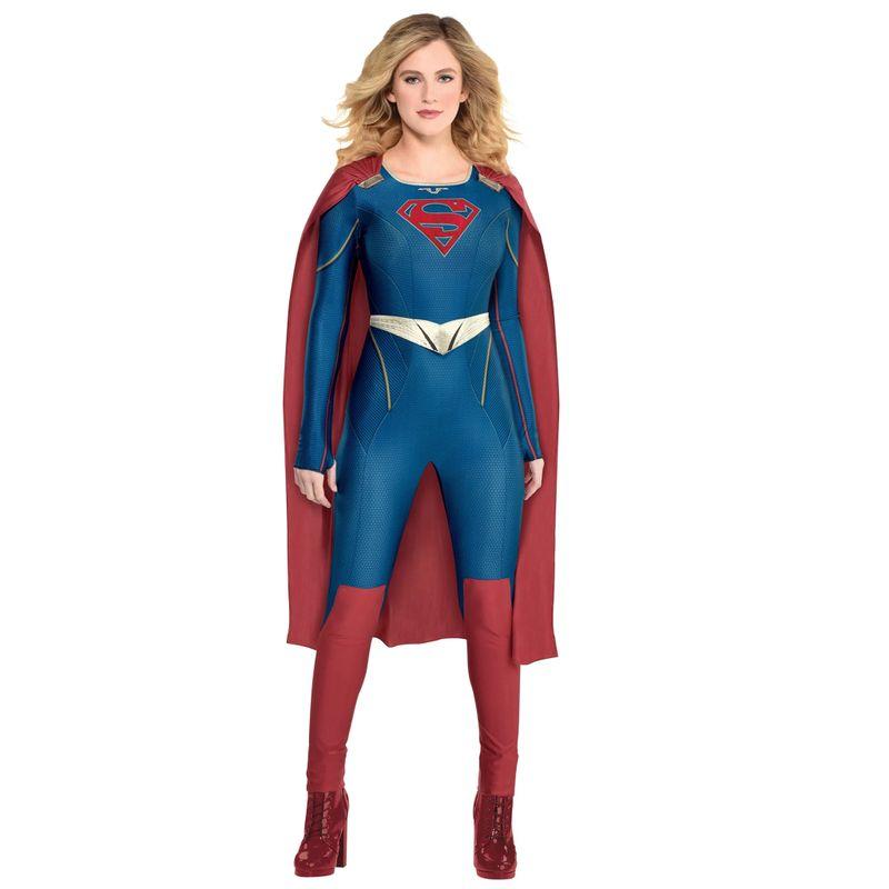 Disfraz-Supergirl-