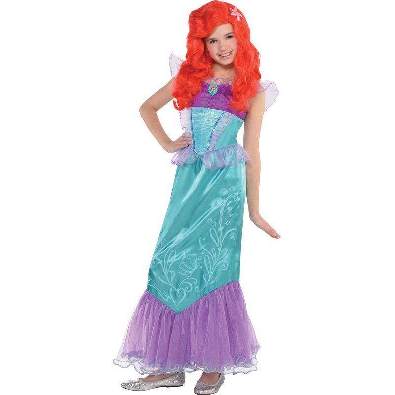 Disfraz-Ariel---La-Sirenita
