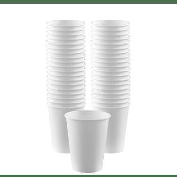 Vasos de Papel para Café 354 ml, 40 piezas