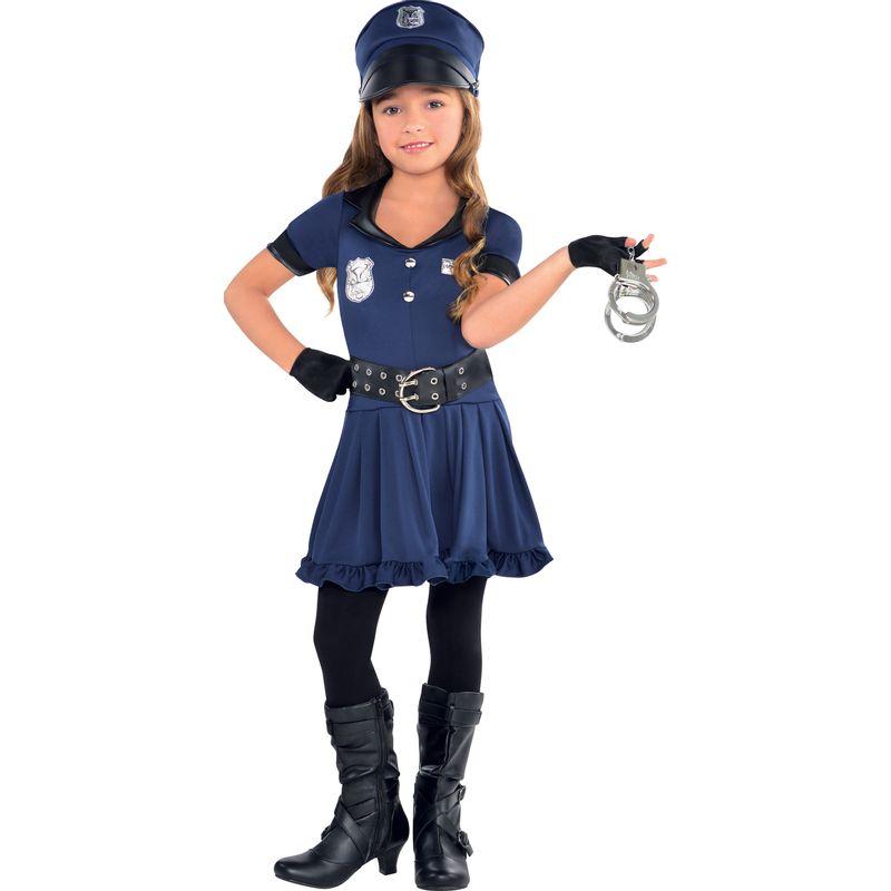 Disfraz-Policia