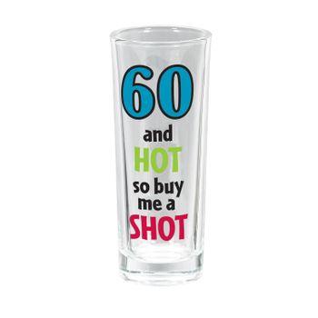 Vaso para Shot Cumpleaños