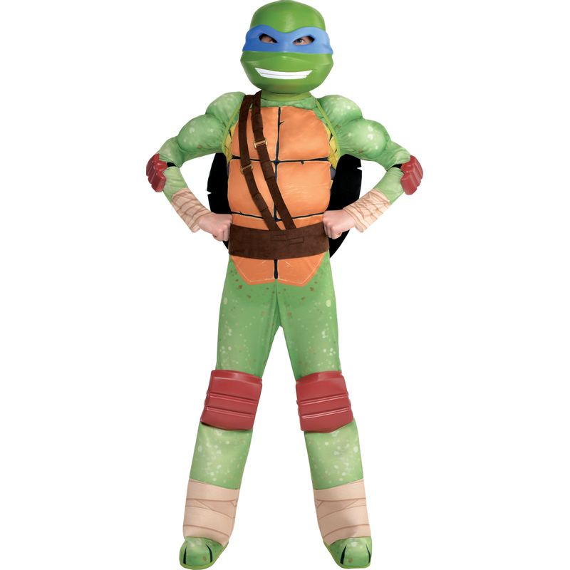 Disfraz-Leonardo-Musculoso---Tortugas-Ninja