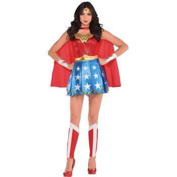Disfraz de Mujer Maravilla - DC Comics