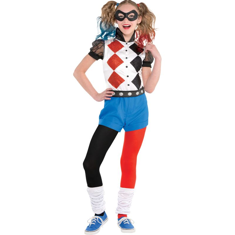 Disfraz-Harley-Quinn---DC-Super-Hero-Girls