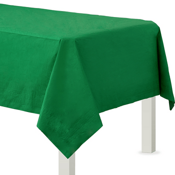 Mantel de Papel Rectangular de 137 x 274 cm