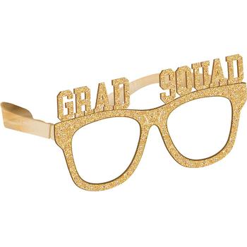Lentes Grad Squad con Brillos, 6 piezas