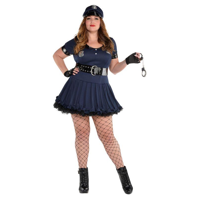 Vestido-Policia